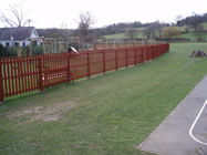 fenving and hedging